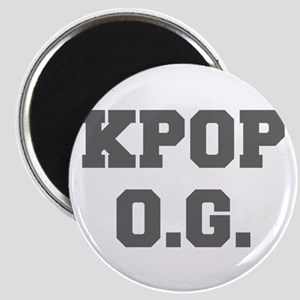 KPOP O G-Fre gray 600 Magnets